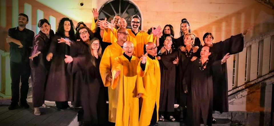 "Caltanissetta, San Luca in fest 2019: ""Seeds of Faith"" gospel choir in concerto"