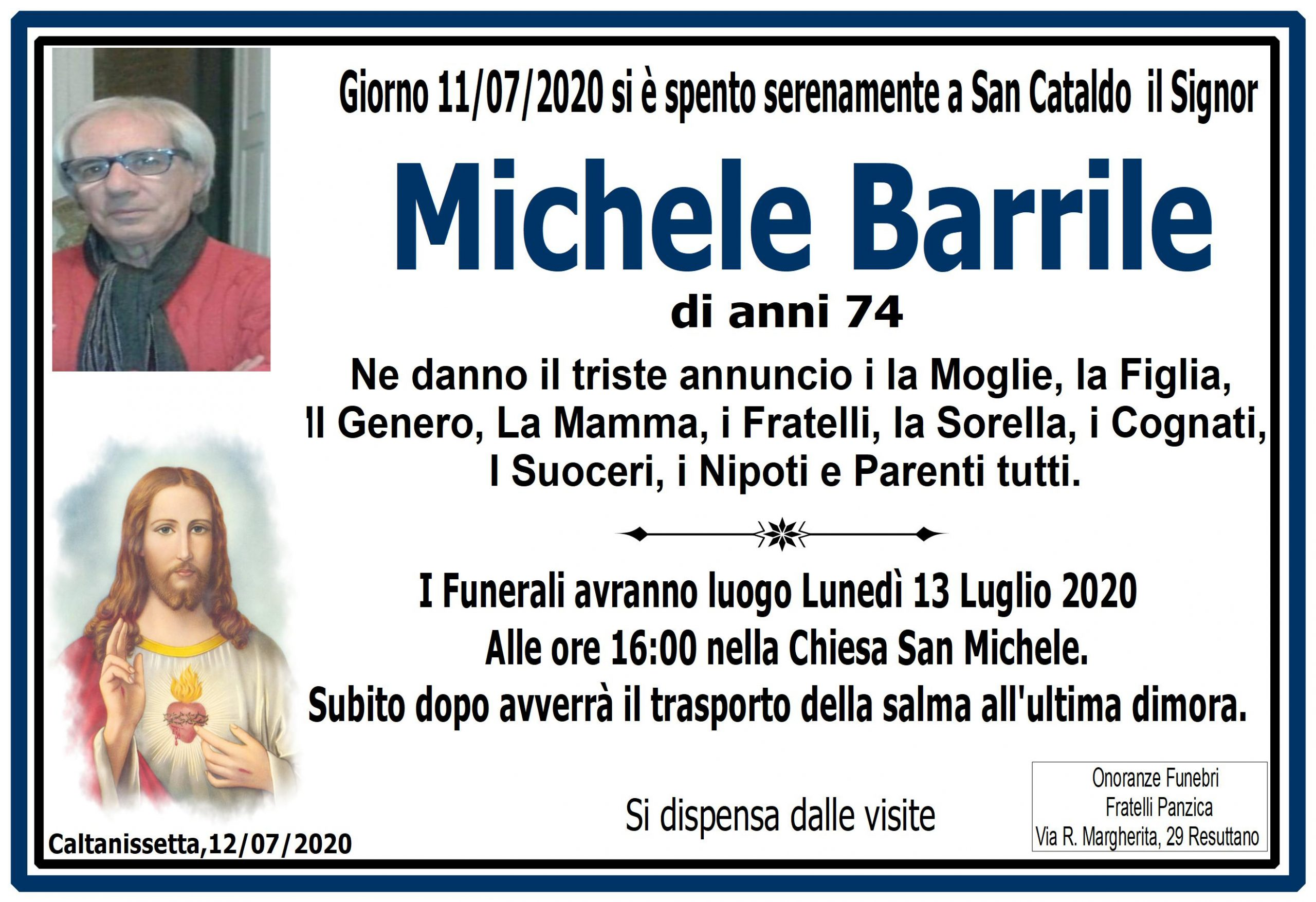 Michele Barrile