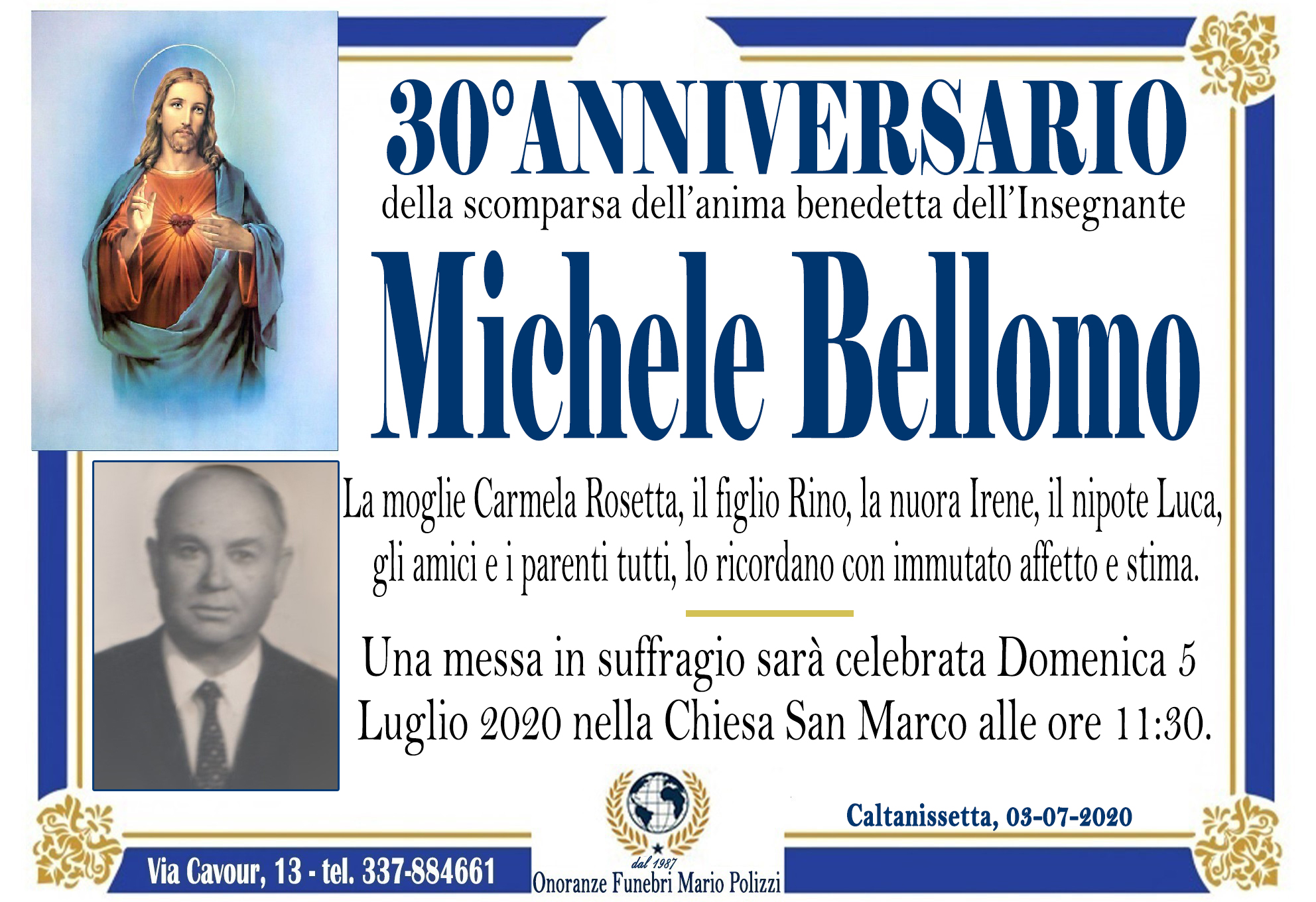 Michele Bellomo