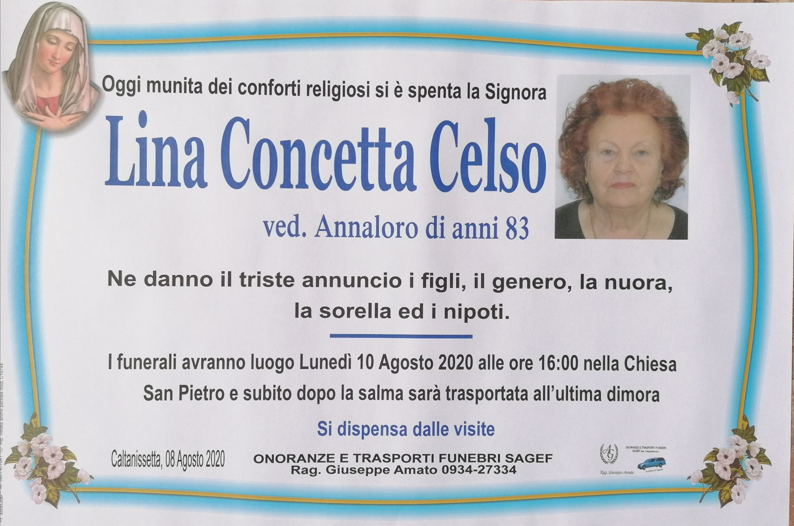 Lina Concetta Celso