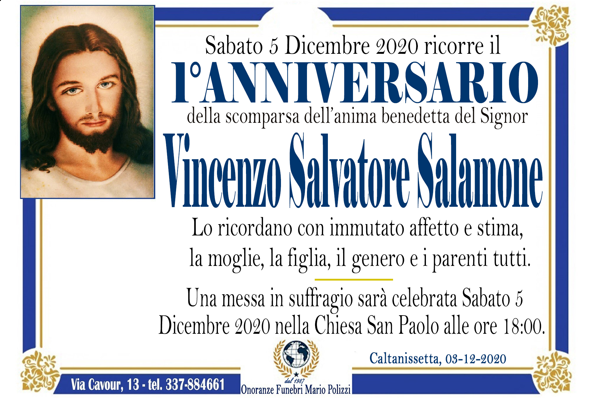 Vincenzo Salvatore Salamone