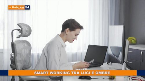 Smart working tra luci e ombre